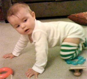 Week 33: Starting to Crawl