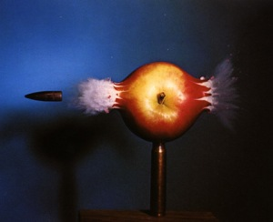 Edgerton's high-speed photography