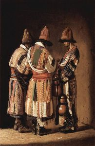 Dervishes by Vereshchagin