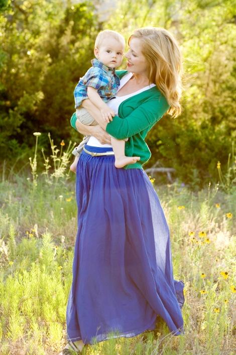 Leif & Mom