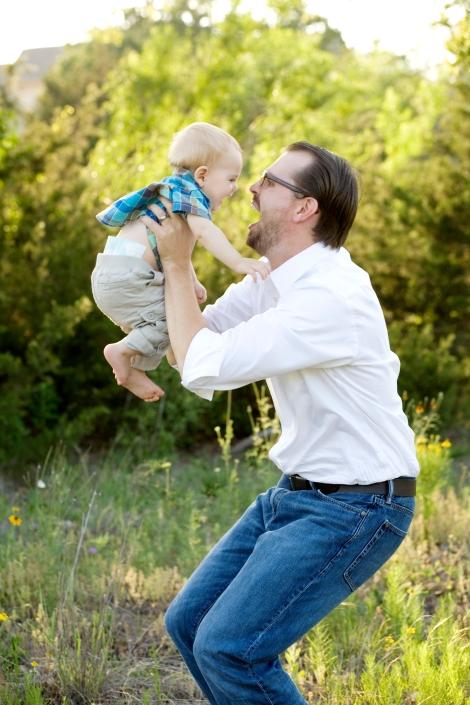 Leif & Dad