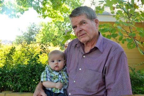 Week 18- With Grandpa Daryl
