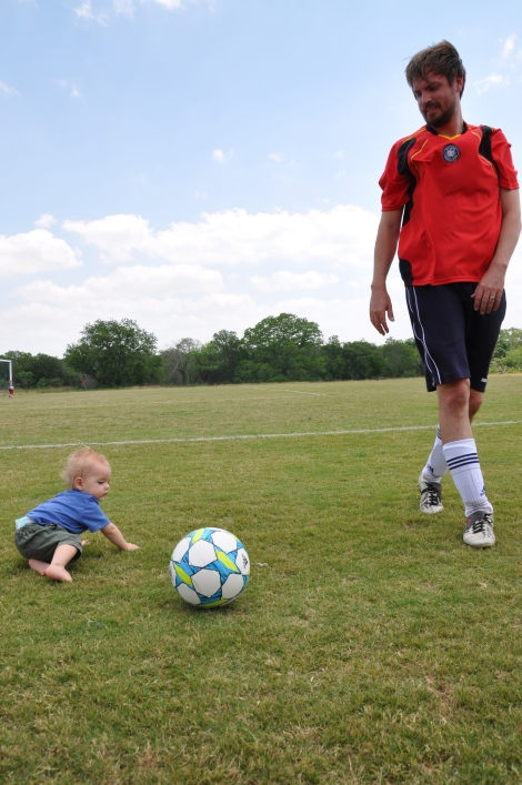 Soccer with Dad: Week 49