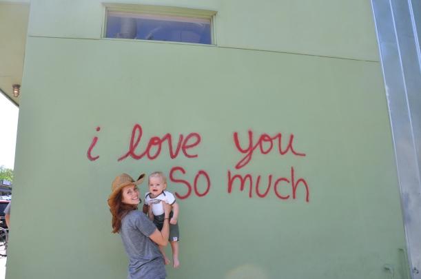 Week 45: Graffiti on Congress Avenue, Austin