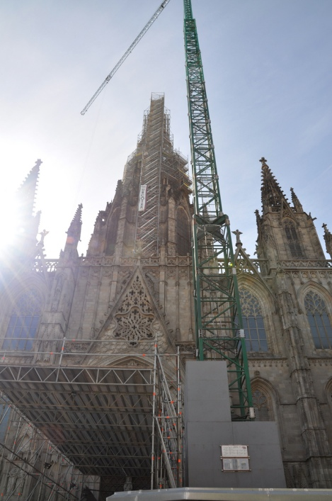 Cathedral, Barcelona 2010