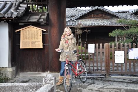 Shunkoin Temple Bikes