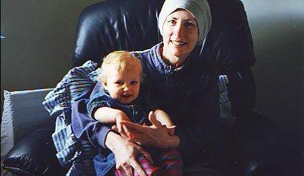 Carolyn & Baby Carolyn