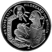 Hildegard coin