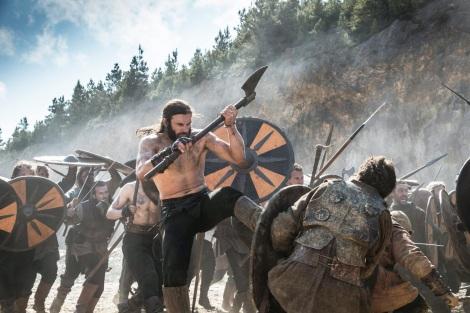 Vikings Season 2 Brothers war 1